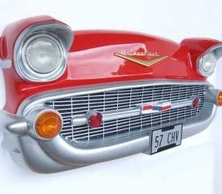 1956 CHEVROLET WALL DECOR (FULL SIZE) $1495