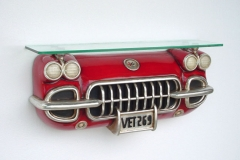 1958 CORVETTE TROPHY SHELF $699