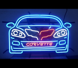 garagetherapycorvetteneon