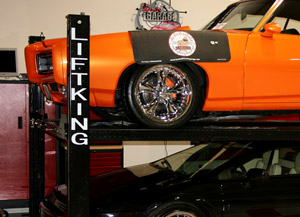 Specialty Lifts -