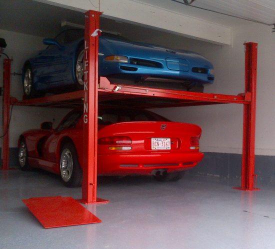 Lift King | Calgary | Quality Car Lift | Lift Gear | Tire Changers