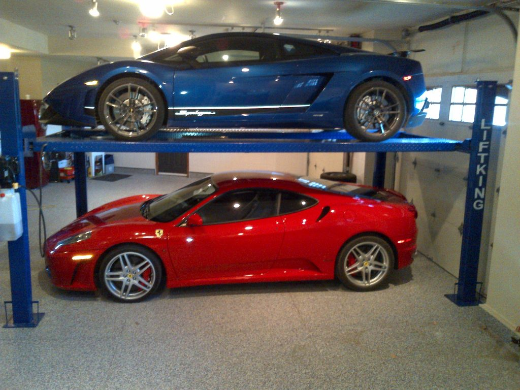 Lift kinghome lift king for Garage best auto