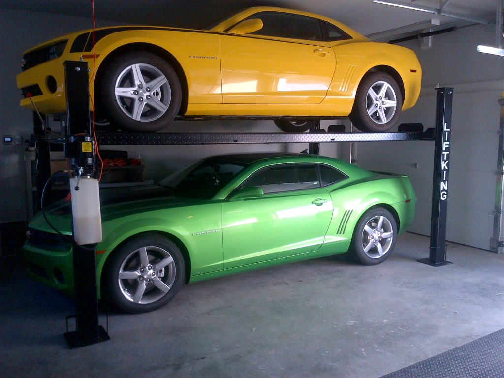 Lift King | Calgary | Quality Car Lift | Lift Gear | Tire