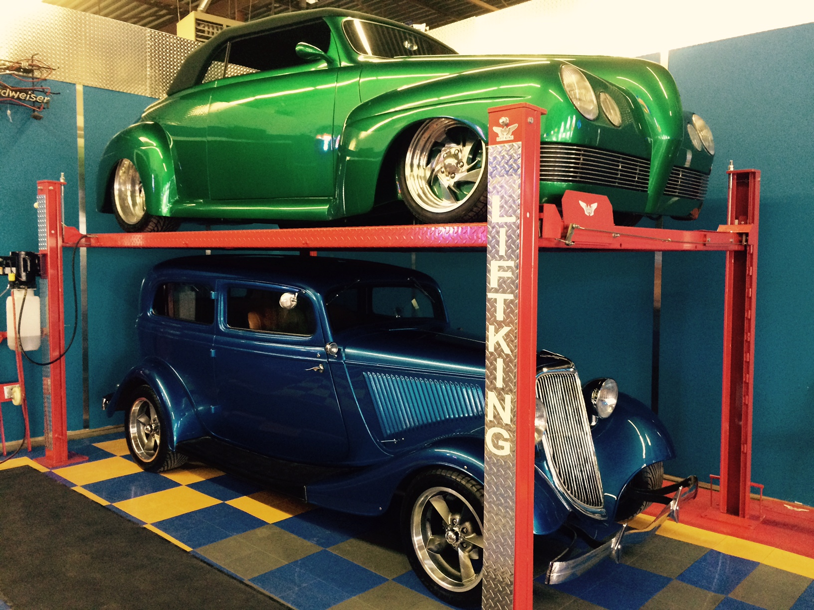 Is Your Car a Classic? - Lift King - Automotive Lifts in Calgary