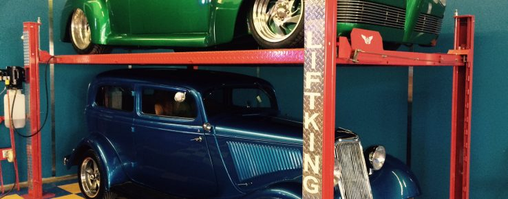 Do You Need a Classic Car Collection to Own a Lift? - Lift King - Car Lifts Calgary