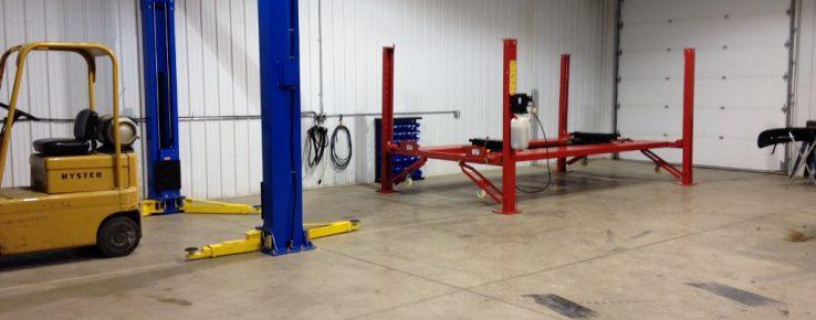 How to Avoid Car Maintenance Injuries - Lift King - Car Lifts Calgary