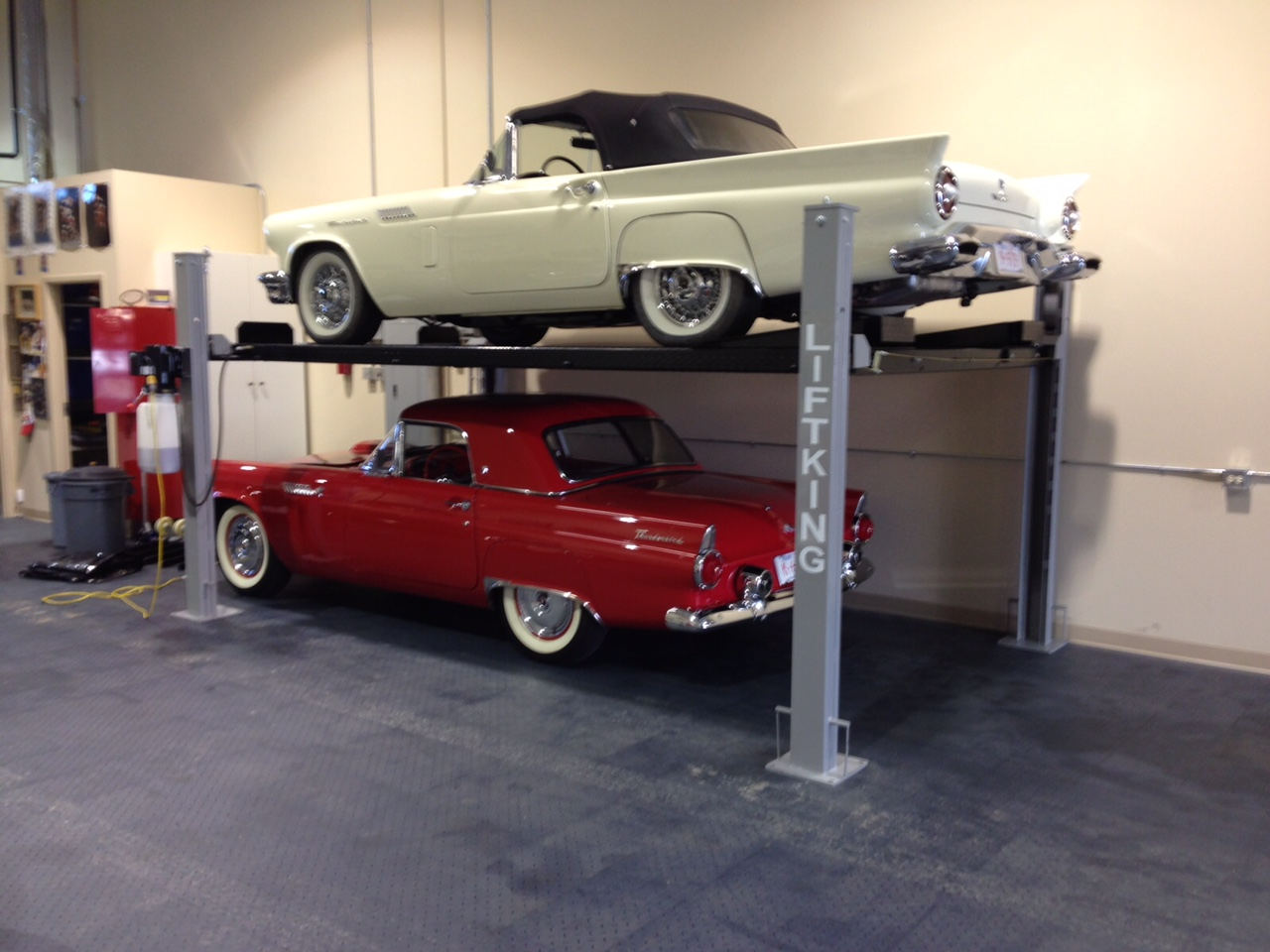How to Tell a Good Lift from an Inferior One - Lift King - Automotive Lift Calgary